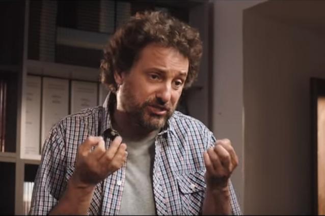 """""""Il professor Cenerentolo"""", la nuova commedia di Leonardo Pieraccioni"""