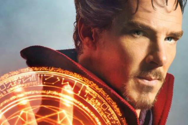 Doctor Strange: tutte le immagini da EW