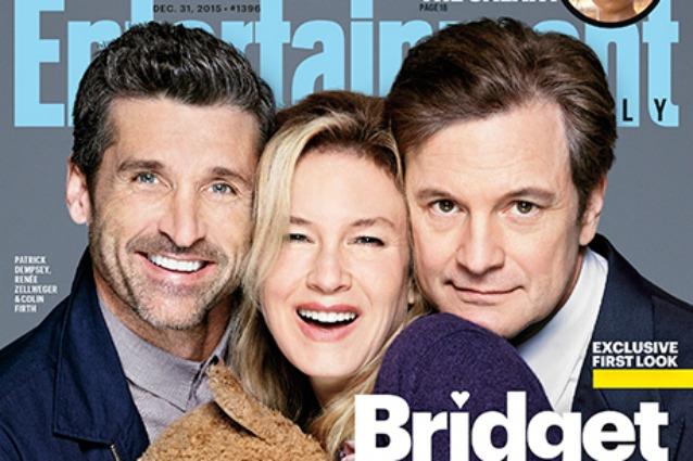 Di nuovo nei pasticci, Bridget Jones!