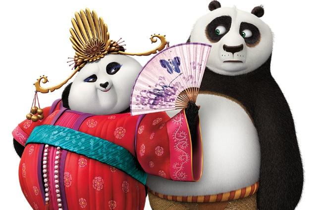 Perché 'kung fu panda ′ è il cartone animato più visto di