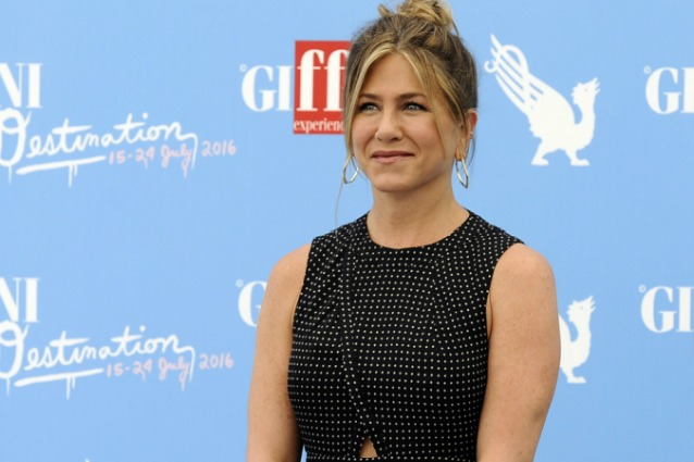 Jennifer Aniston a Giffoni 2016