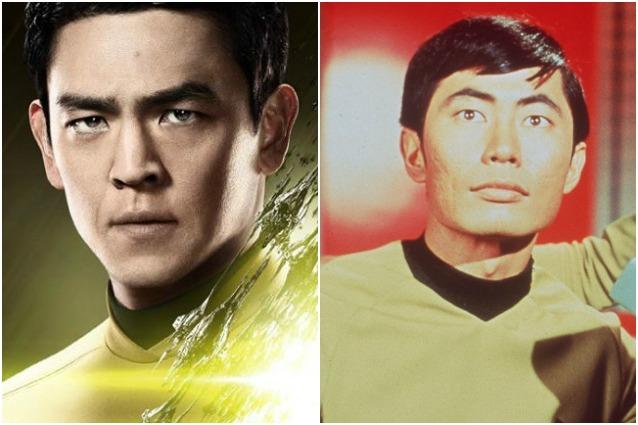 Star Trek Beyond: a proposito di Sulu (SPOILER)
