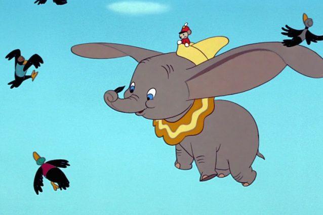 """""""Dumbo"""", l'emozionante classico Disney compie 75 anni"""
