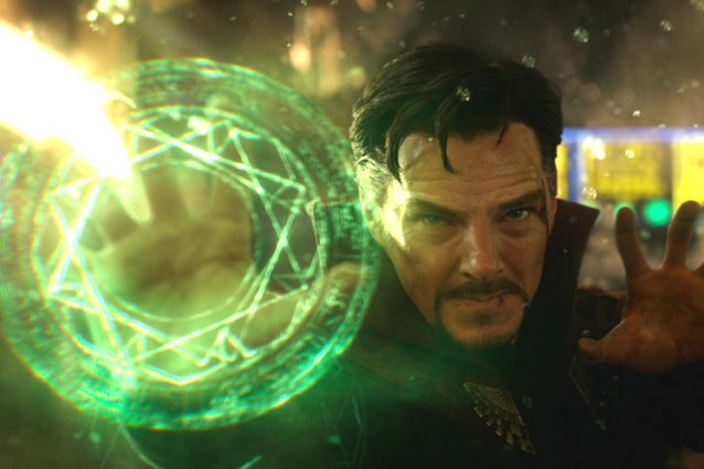 Doctor Strange visto da Simple & Madama, la simpatica vignetta