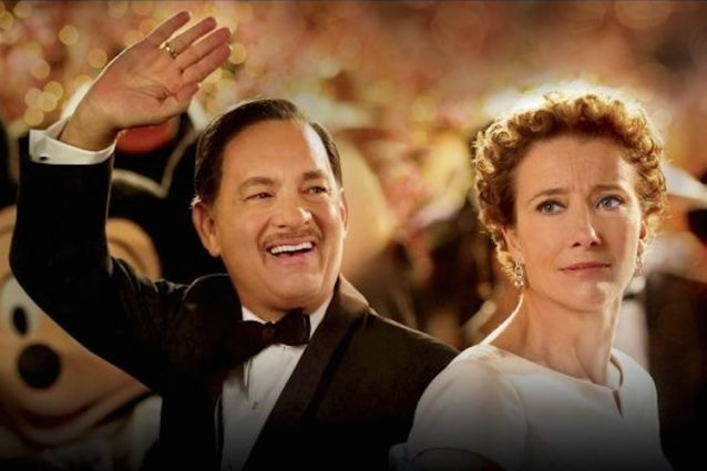 Saving Mr. Banks, film stasera in tv su Rai 1: trama