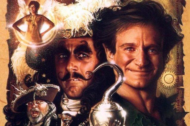 """""""Hook – Capitan Uncino"""": 25 anni fa usciva il film con Robin Williams"""