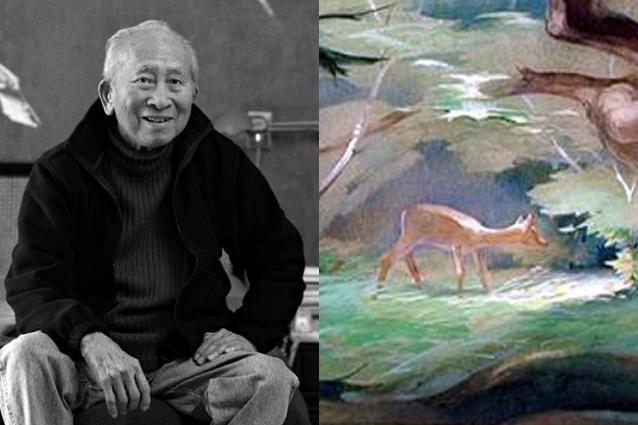 È morto il disegnatore di Bambi