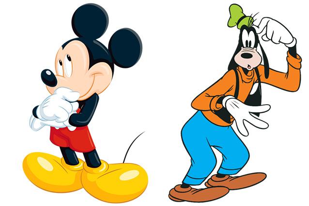 Perché topolino pippo e gli altri classici disney