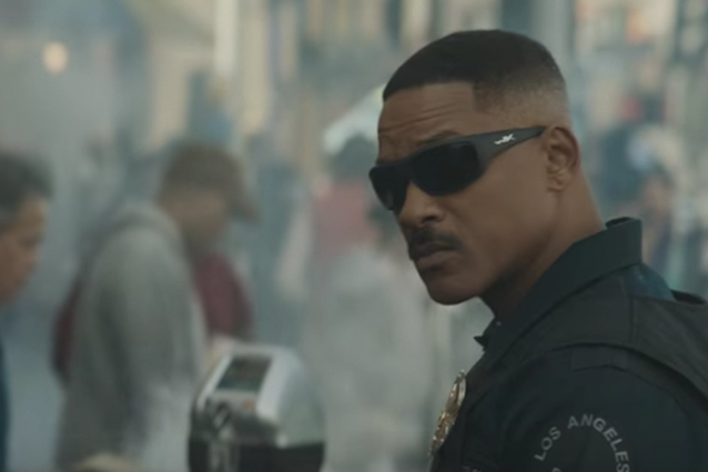 Netflix: Bright, primo trailer del film con Will Smith