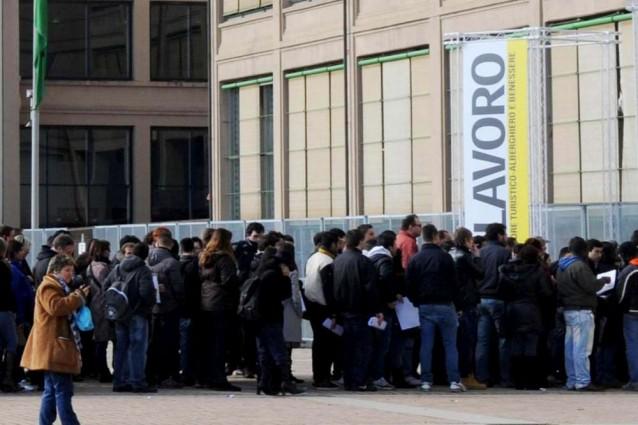 Conservazione stato di disoccupazione 2016