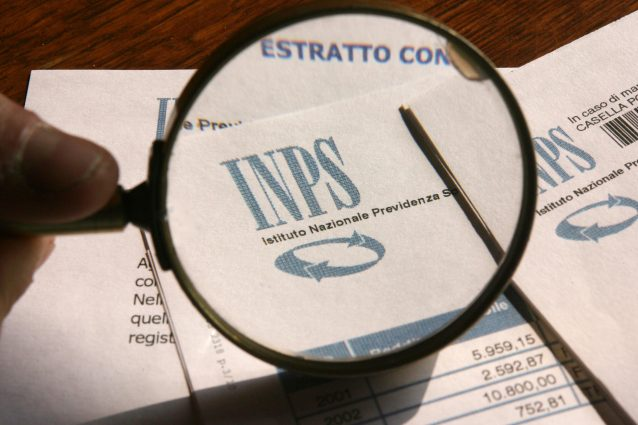 Pagamenti delle pensioni, si torna al 1° del mese