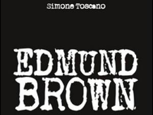 """Edmund Brown"" di Simone Toscano"