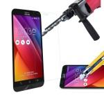 Pellicola per smartphone in vetro temperato. Ultraresistente, antigraffio e non si scalfisce nemmeno con gli oggetti più appuntiti.