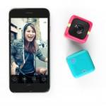 Polaroid Cube+. La Polaroid ha realizzato anche questo piccolo cubo colorato: una piccola fotocamera con WiFi e applicazione dedicata. Rispetto alla precedente versione ha in più la stabilizzazione delle immagini, la capacità di catturare immagini a 8 megapixel e video da 1080p a 1440p a 30 fotogrammi al secondo. È resistente agli urti, alle intemperie, agli spruzzi: è pronta per ogni tipo di avventura. Può diventare anche waterproof grazie all'apposita custodia. È utilizzabile con dispositivi Android e iOS e supporta micro SD fino a 128 GB. Ha un fondo magnetico che permette di fissarla facilmente a degli oggetti metallici o dei supporti specializzati. Costa circa 150 euro.