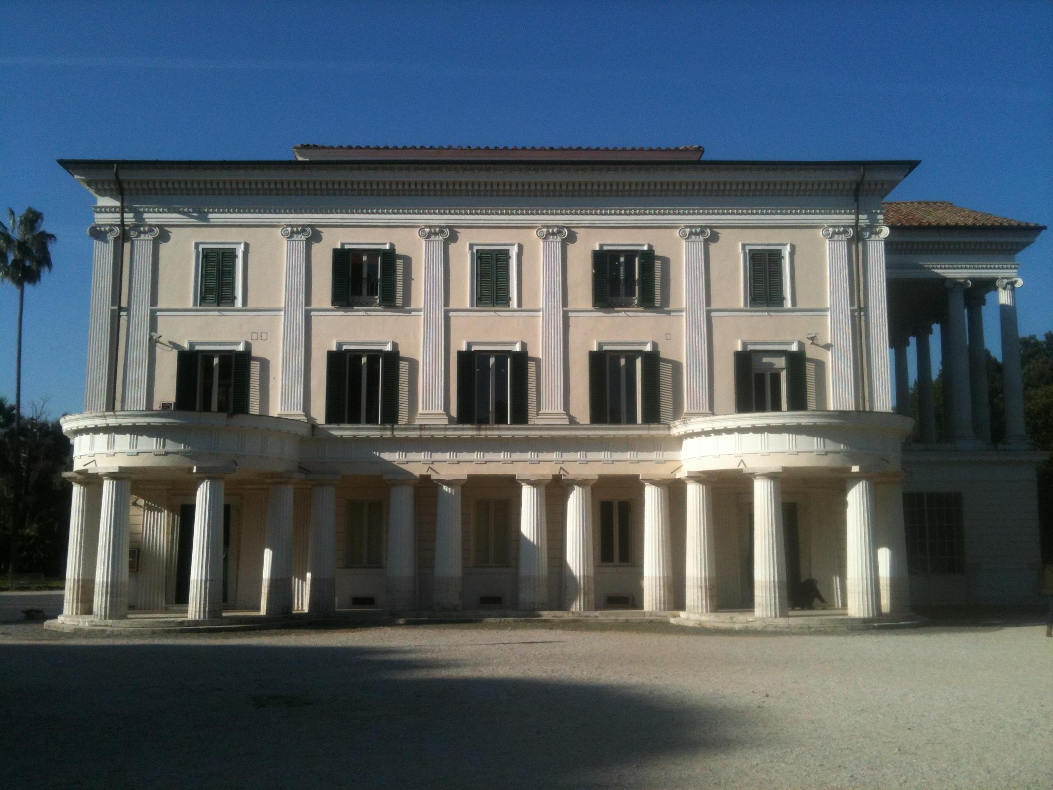 Villa Torlonia Esposizione Scuola Romana