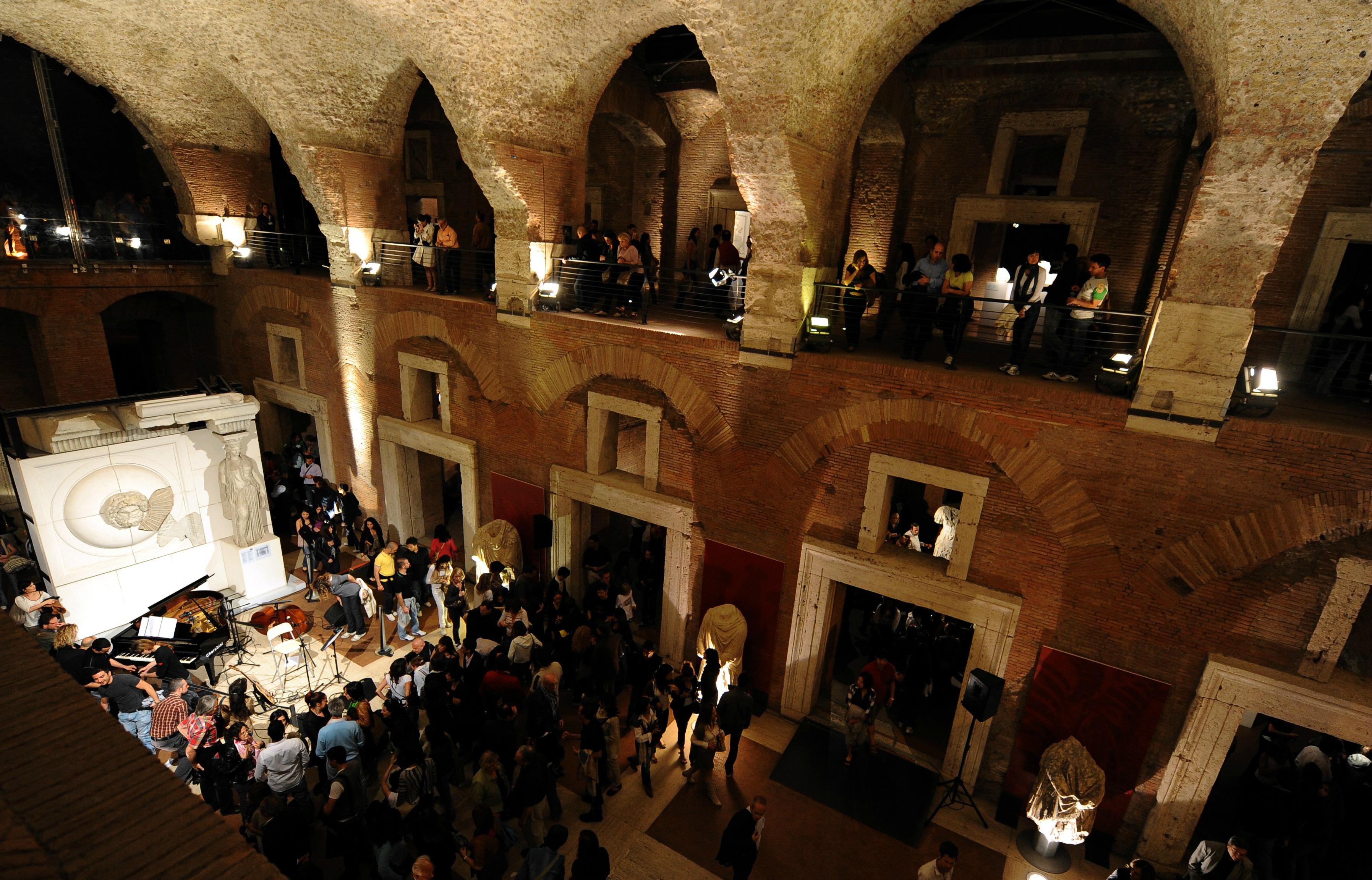 Pasqua 2016 roma musei aperti tra mostre e concerti gratis for Mostre roma 2016