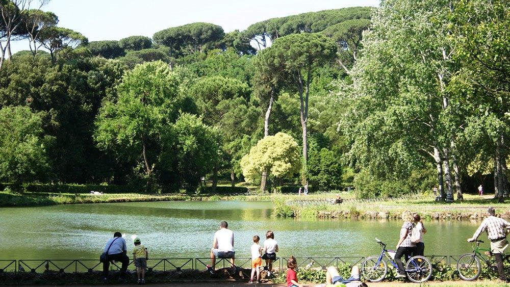 Parco Giochi Villa Ada