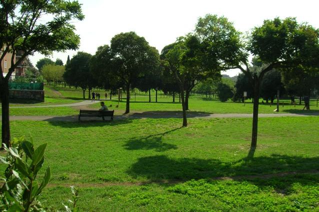 Giardini Di Villa Chigi Roma