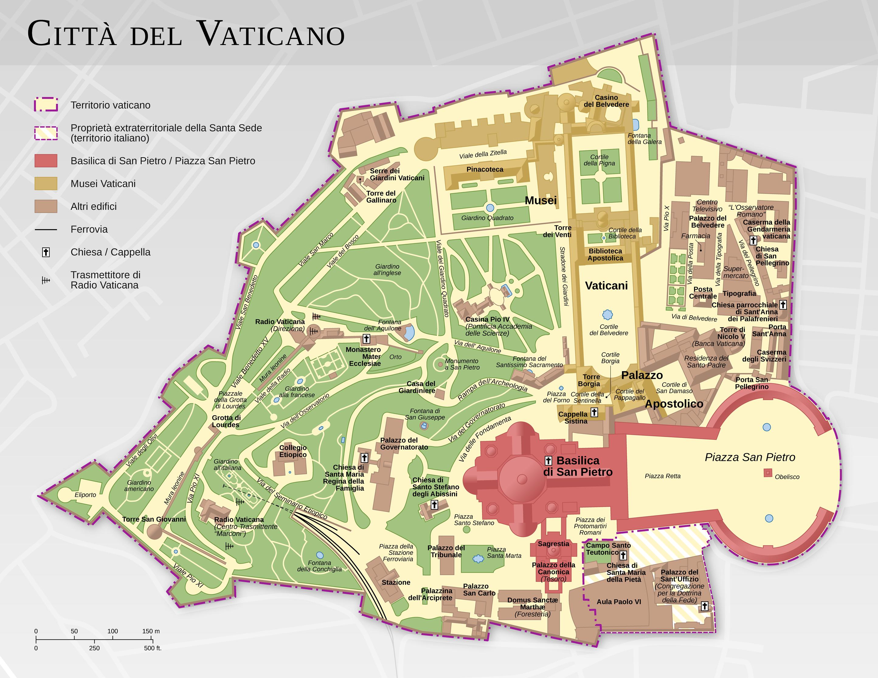 Cartina Roma Centro Con Monumenti.Mappe Di Roma Per Non Perdersi Nella Capitale
