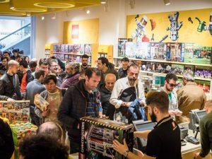 Lego store ufficiale apertura il 1 novembre al centro - Apertura porta di roma ...