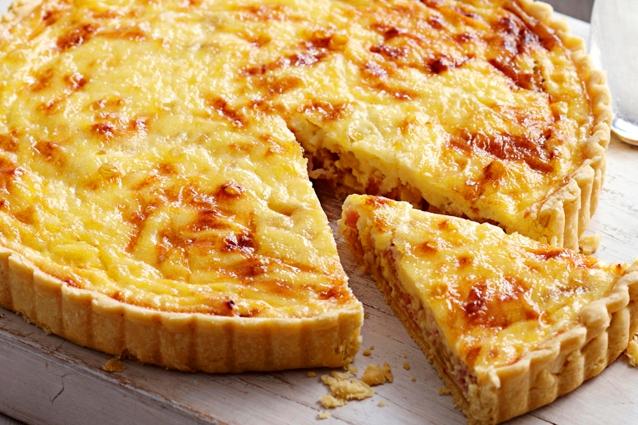 Quiche francese una torta salata con mille varianti - Cucina fanpage ricette ...