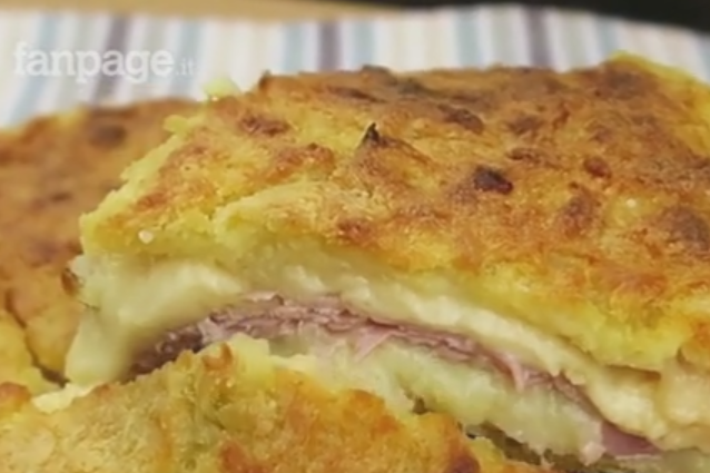Sbriciolata di patate la ricetta della torta salata golosa ripiena - Cucina fanpage ricette ...