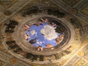 Mantova dopo il terremoto riapre la camera degli sposi di for La camera degli sposi di andrea mantegna