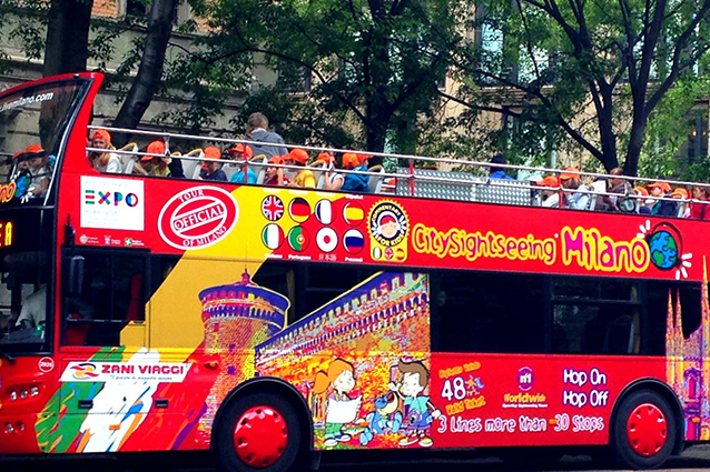 Milano City Sightseeing