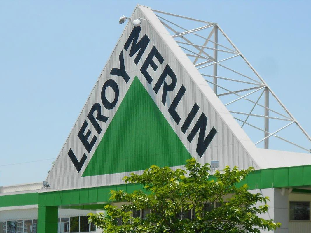 Rubano vernici e pennelli all interno di leroy merlin - Leroy merlin illuminazione interno ...