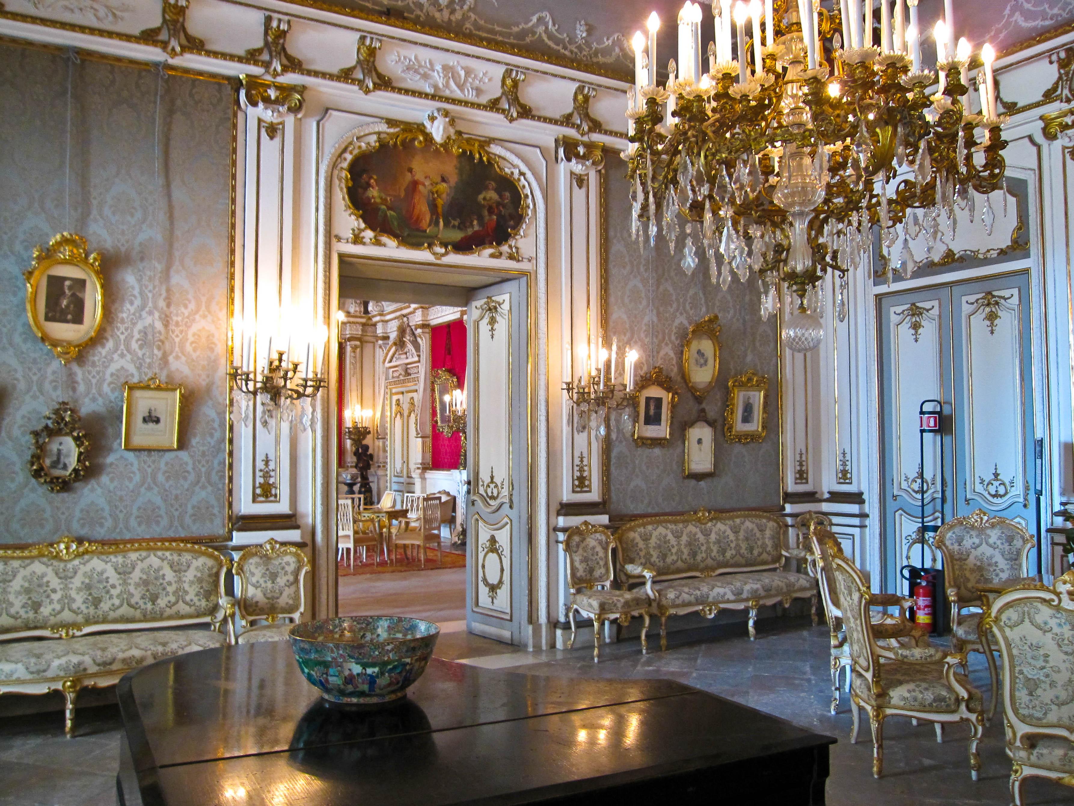 Villa Restauro Firenze Affreschi