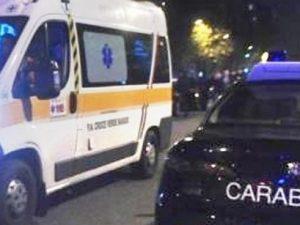 Avellino, anziano rischia assideramento: salvato dai carabinieri