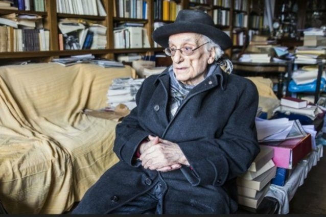 Morto Gerardo Marotta, fondatore Istituto studi filosofici