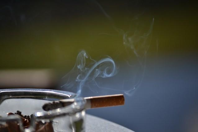 Il fumo smesso dello stomaco quello che gli esercizi coltivano