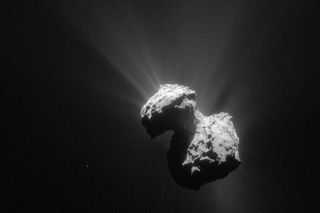 Sonda Rosetta, tracce di glicina e fosforo sulla cometa