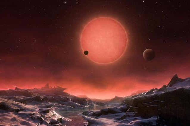 Scoperti tre pianeti 'fratelli' della Terra a 40 anni luce da noi