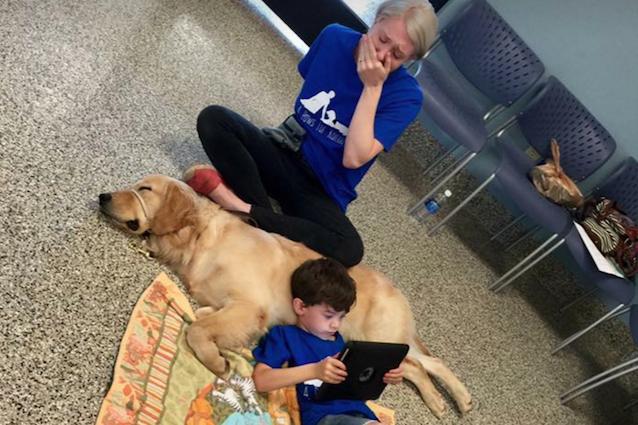 Genova, bimbo autistico e sordo scompare durante una gita