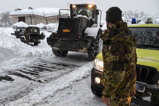 Terremoto Centro Italia: quattro nuove scosse fanno tornare la paura