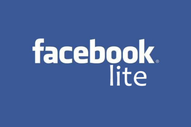 Facebook Lite sbarca in Italia