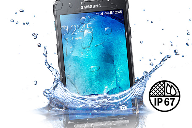 Samsung Galaxy Xcover 3 Il Nuovo Smartphone Resistente All Acqua E All...