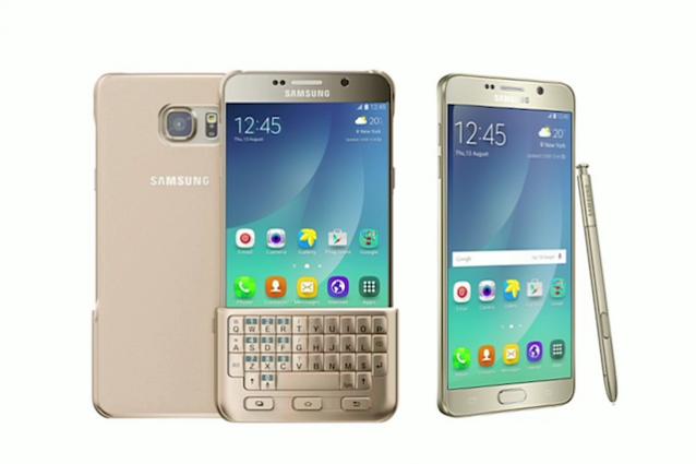 Galaxy Note 5 E Ufficiale Presentato Il Nuovo Phablet Di Samsung