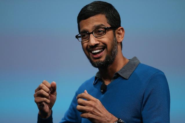 Hacking, dopo Zuckerberg tocca a ceo Google Sundar Pichai