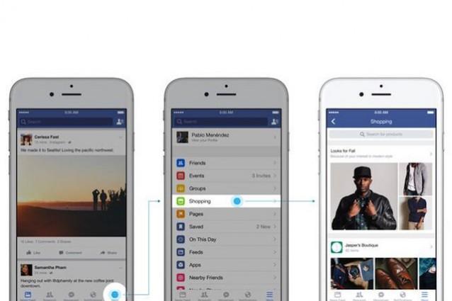 Facebook, con Canvas lo shopping si fa sul social network