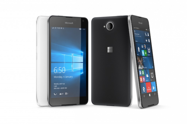 Windows 10 Mobile, disponibile la build 10586.107
