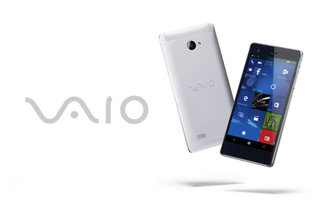 VAIO annuncia il Phone Biz con Windows 10 Mobile