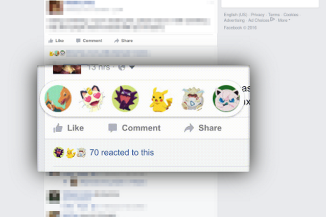 Facebook, ecco come personalizzare le Reactions