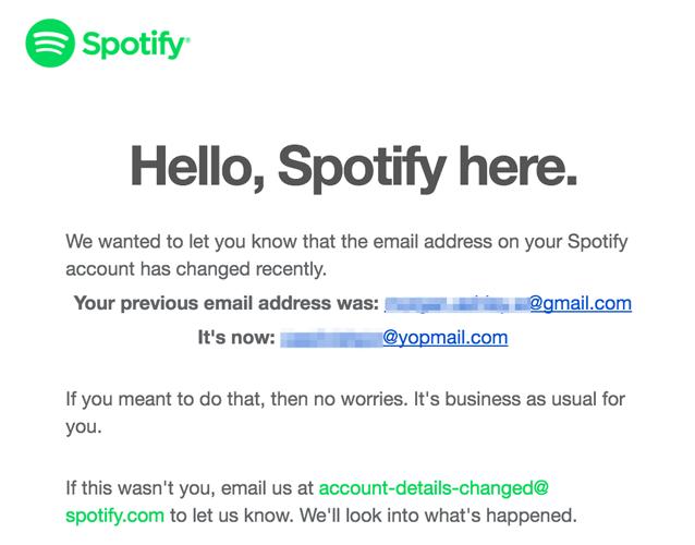 Violata Spotify: centinaia di account finiscono nella rete