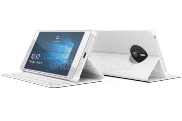 Questo potrebbe essere il Surface Phone di Microsoft