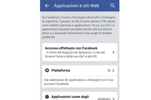 video di come si scopa meetic facebook