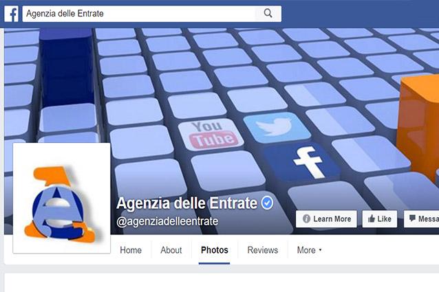 Siti di servizio: Il fisco chatta su Facebook, Rimborsi bancari