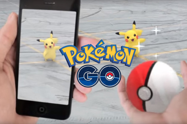 Pokemon Go in giro per Napoli